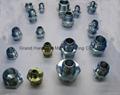 Steel Hydraulic Fittings