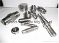 Precision lather steel parts