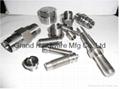 Precision lather parts