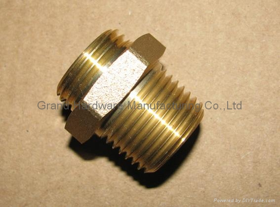 不锈钢304液压气动接头连接件 4