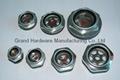 Metric thread Aluminum oil sight gauge