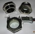 304 stainless steel fused sight windows