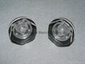 plastic oil level sight window glass