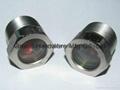 UNF thread oil sight glass