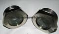 fused metal sight glass