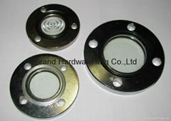 比澤爾壓縮機法蘭視鏡鋼電鍍鎳