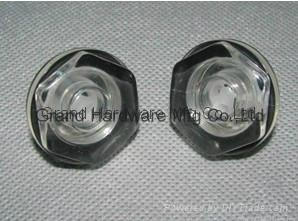 plastic oil level sight glass