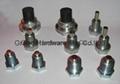 hydraulic hex head fitting steel plugs