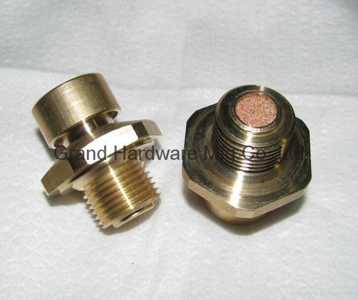 Air Released plug