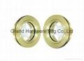 Circular Brass Sight Glass