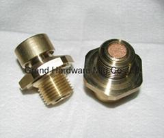液压系统铜通气帽通气塞