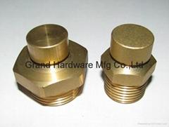Brass Breather Cap