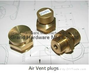 air vent plug