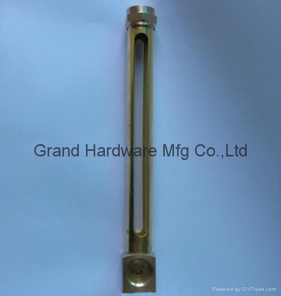 Female Brass Tube oil level gauge,level indicator