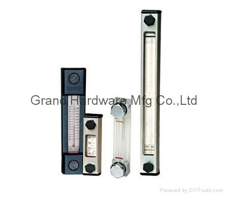 L形狀銅管油標油位器 9