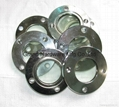 flange metal sight glass
