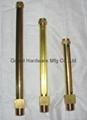 male thread brass tube oil level gauge
