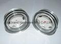Press Fit Plastic Circular Oil Sight Glass