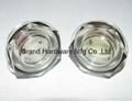 Aluminum Screw Oil Sight Glass