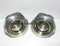 BSP2寸英制螺纹圆形黄铜油镜油窗液位器油位器可定做 9
