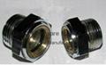BSP2寸英制螺纹圆形黄铜油镜油窗液位器油位器可定做 13