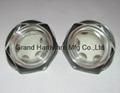 BSP2寸英制螺纹圆形黄铜油镜油窗液位器油位器可定做 17