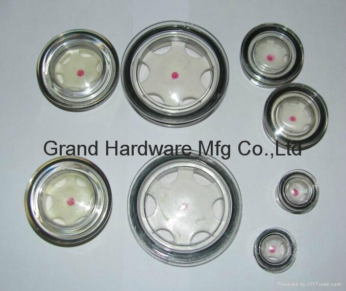Fluid level sight glass china manufacturer oil