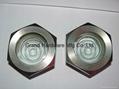 Fused Metal sight windows 10