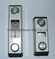 hydraulic Oil level indicator with thermometer