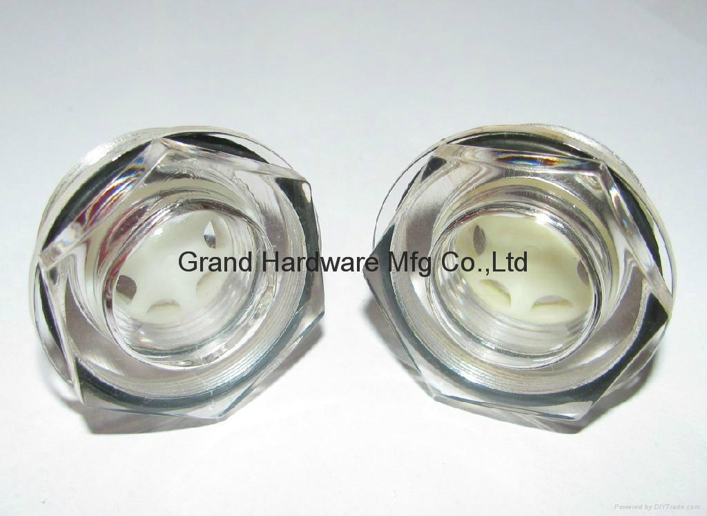 oil level sight glass 16