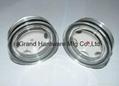 BSP 1 Inch oil level sight glass plugs indicator for screw air comressor