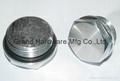 Aluminum Oil drain plug