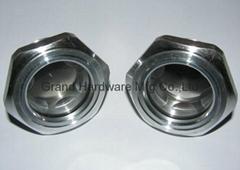 羅茨真空泵鋁油液視鏡