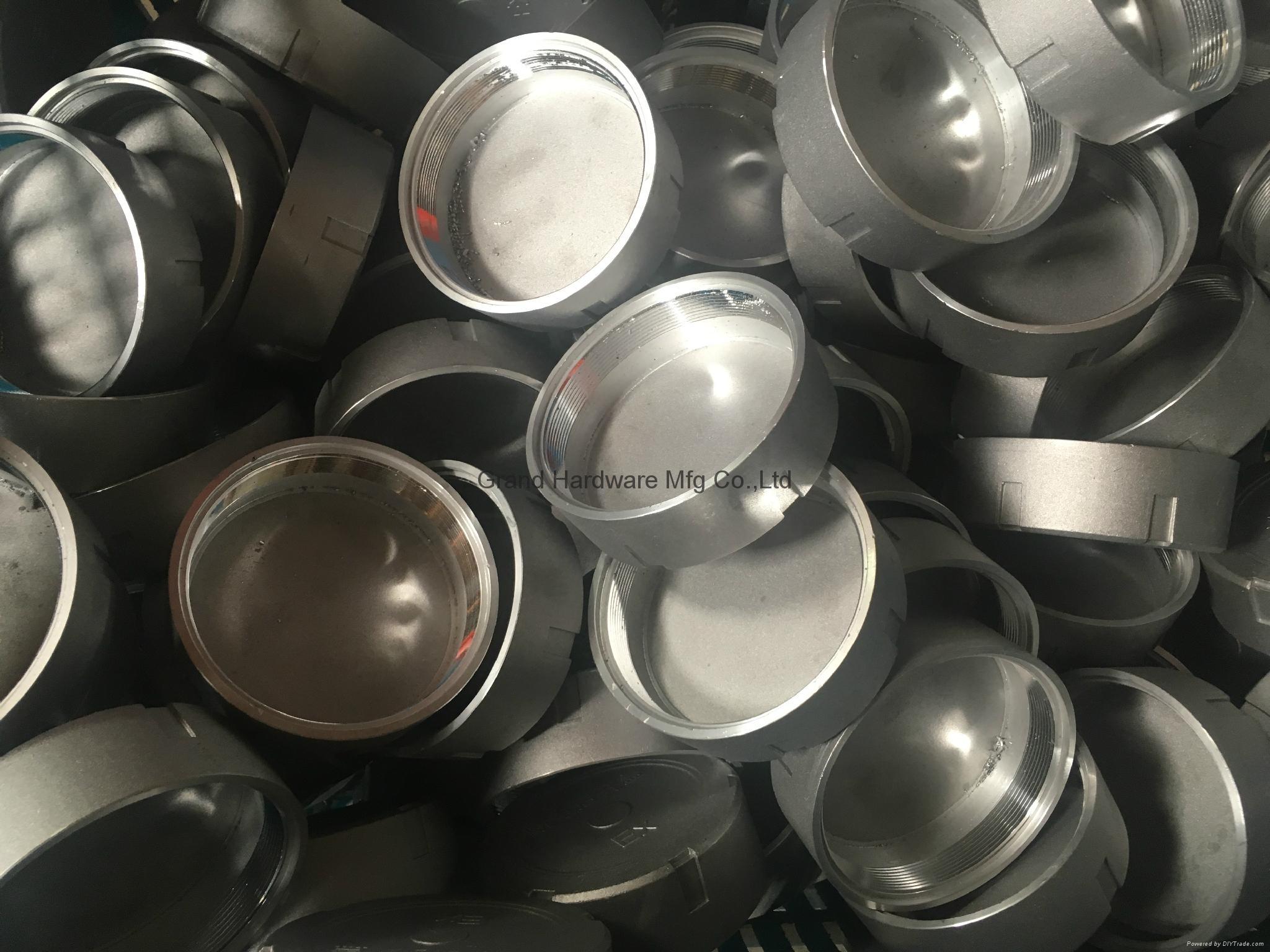 Aluminum Die casting cap