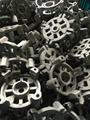aluminum casting electric motor cover