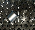 Aluminum precision turned parts