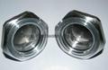 "G1/2"" 铝油镜铝视镜铝油标 6"