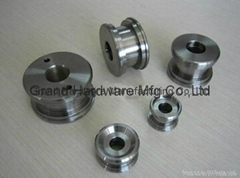 CNC Machined steel parts