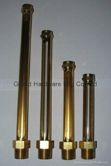 Male thread Brass tube oil level indicator