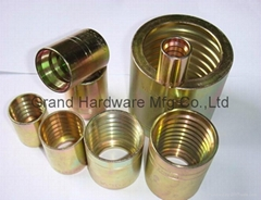 SAE Hydraulic steel Fittings