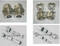 Precision aluminum componets