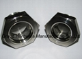 """G3/4"""" Stainless steel 304 oil sight glass oil sight plugs 4"""