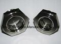 "2"" NPT SUS304 Bulleye Sight Glass for oil Resevoir"