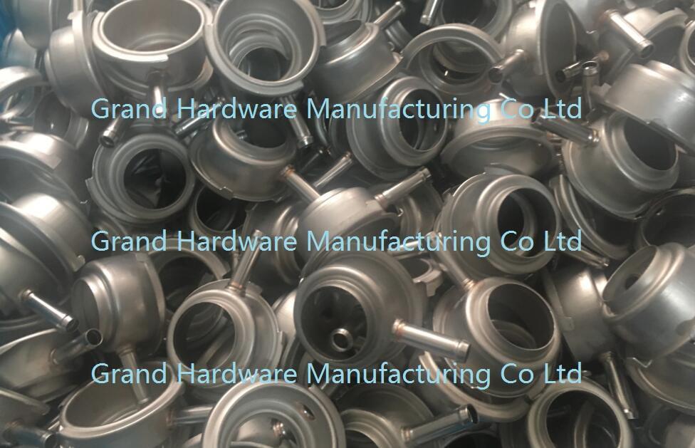 stainless steel 304 filler necks in bulk