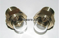 1/2 inch domed shaped oil sight glasses