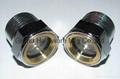 M36M33M26X1.5圓形黃銅油鏡油窗油位計器觀察窗 5