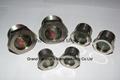 oil level sight glass for Refrigerator compressor oil separator