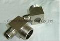 oil level sight glass for electronic oil level regulator