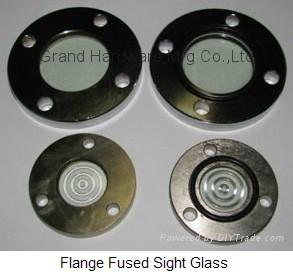 Flange sight window 90mm