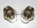 Domed Shape oil level sight glass